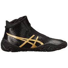 Wrestling Shoes ASICS - omniflex-attack
