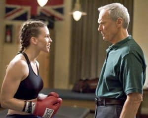 Million Dollar Baby DVD